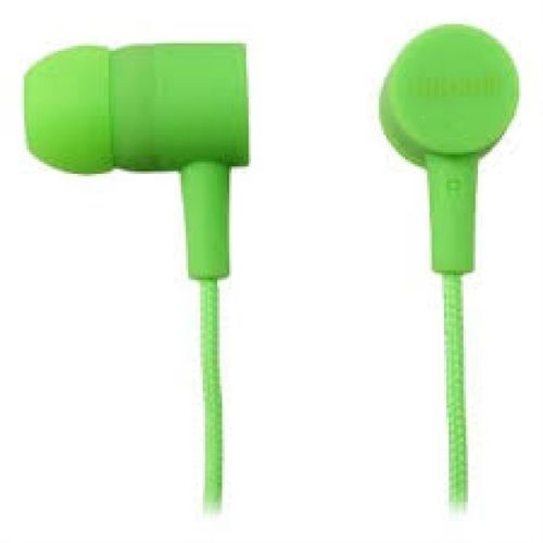 "cumpără MAXELL ""Spectrum"" Green, Earphones with in-line Microphone, Hands free calling features, 3 sets of ear tips, Fabric braided cord, Cord type cable 1.2 m în Chișinău"