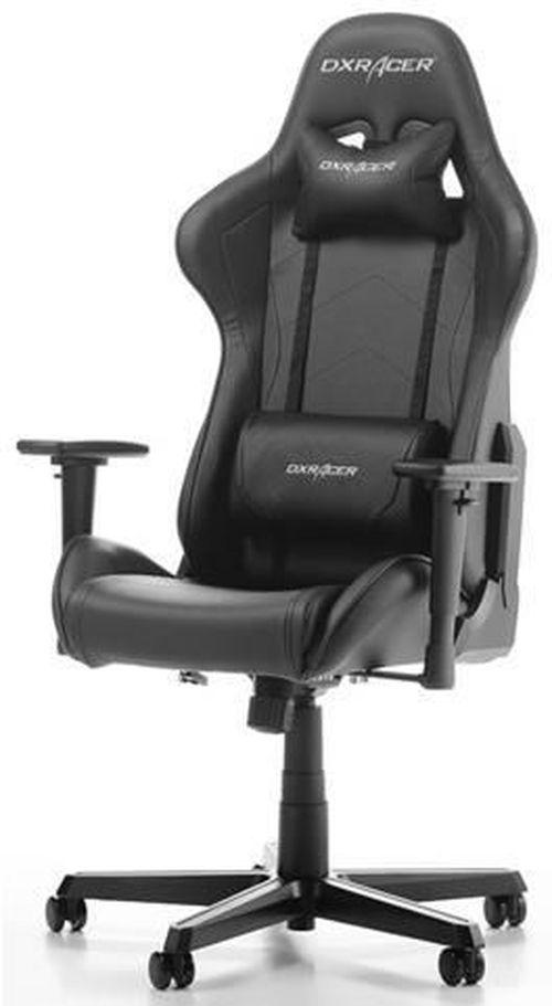 купить Gaming кресло DXRacer Formula GC-F08-N-H1, Black/Black/Black в Кишинёве