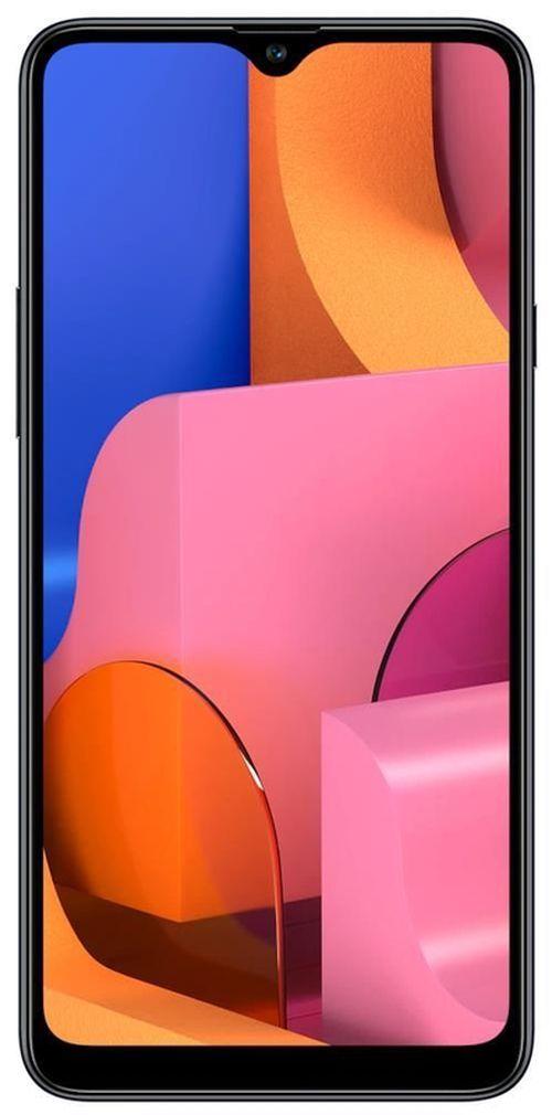 купить Смартфон Samsung A207/32 Galaxy A20s Prism Black в Кишинёве