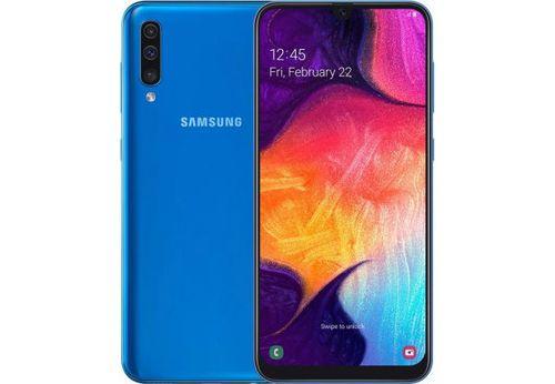 cumpără Samsung Galaxy A50(A505) Dual Sim 128GB, Blue în Chișinău