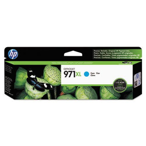 cumpără HP 971XL High Yield Cyan Original Ink Cartridge, up to 6600 pages în Chișinău