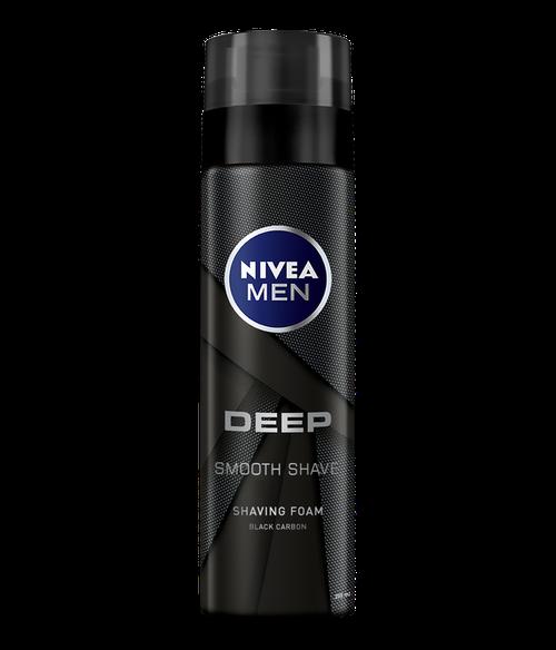 купить Nivea Men пена для бритья Deep 200ml в Кишинёве