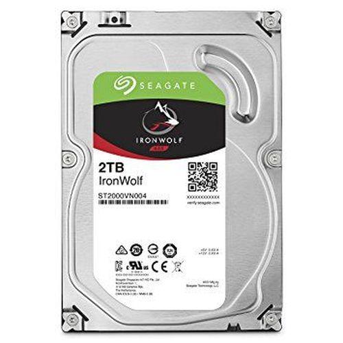 """cumpără 3.5"""" HDD 2.0TB  Seagate ST2000VN004  IronWolf™ NAS, 5900rpm, 64MB, SATAIII în Chișinău"""