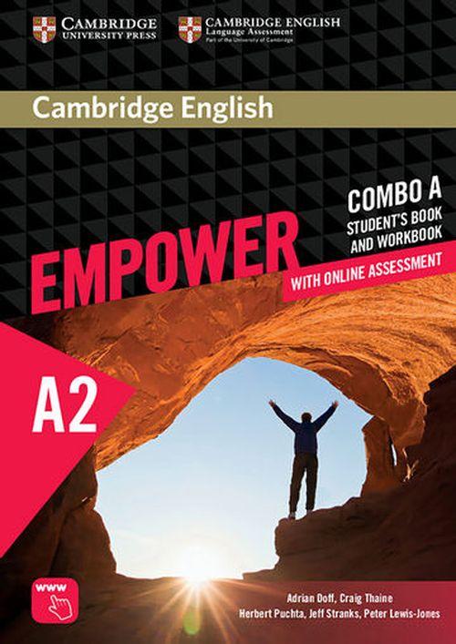 купить Empower A2 combo A в Кишинёве