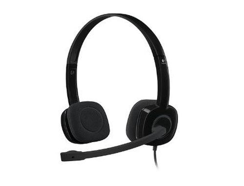 купить Наушники Logitech H151 Stereo Headset, Headphone: 20Hz-20kHz, Microphone: 100Hz-6.5kHz, 1.8m cable, 981-000589 (casti cu microfon/наушники с микрофоном) в Кишинёве