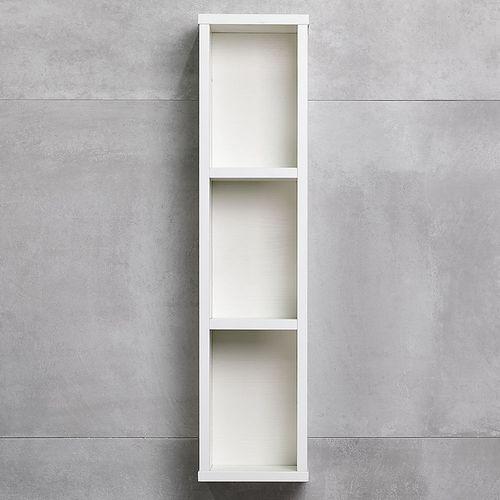 купить Porto Полка-пенал белый структурный 190x800 в Кишинёве