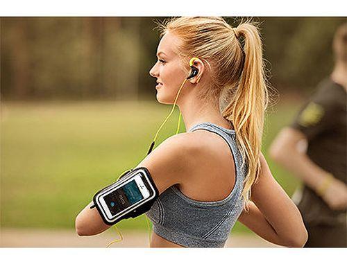 купить Acme HE17Y Sports & action earphones with microphone & in-line control, Yellow, 20Hz-20KHz, 94dB, 16 Ohm, 1.2m (casti cu microfon/наушники с микрофоном), www в Кишинёве