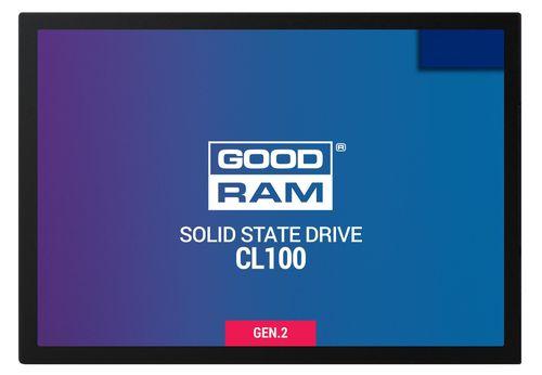 """купить Жесткий диск SSD GoodRam CL100 G2 120GB SATA3 2.5"""" в Кишинёве"""