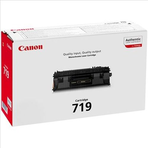 cumpără Cartridge Canon 719,  black (2300 pages) for LBP-6300dn/6650dn, MF5840dn/5880dn în Chișinău