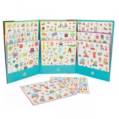 купить Набор наклеек для малышей DJECO в Кишинёве