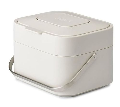 купить Аксессуар для кухни Joseph Joseph 30042 Контейнер для пищевых отходов Stack (голубой) в Кишинёве
