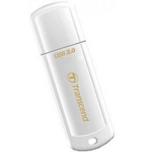 купить Transcend JetFlash 730 16GB Glossy White,USB 3.0 (Read 70mb/s; Write 20mb/s) в Кишинёве