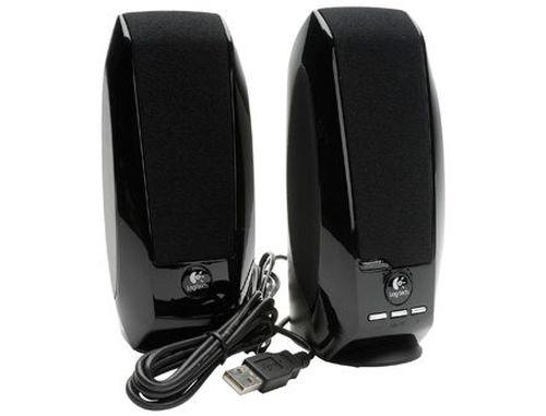 купить Logitech S150 Digital USB Speaker System, Black, 2.0, RMS 1.2W, 2x0.6W, 90 - 20.000 Hz, 980-000029 (boxe sistem acustic/колонки акустическая сиситема) в Кишинёве