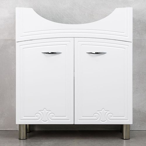 купить Deco One Шкаф белый под умывальник Zenon 750 в Кишинёве