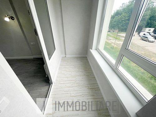 Apartament cu 2 camere+living, sect. Rîșcani, str. Andrei Doga.