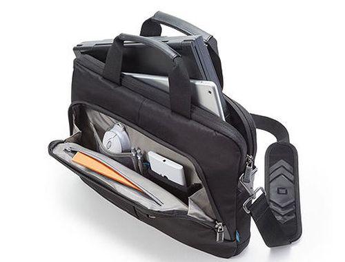 """купить Dicota D30990 Slim Case PRO Notebook Case 12""""-14.1"""" Black (geanta laptop/сумка для ноутбука) в Кишинёве"""