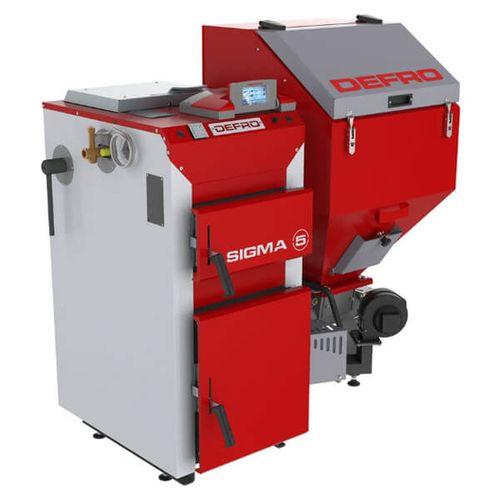 купить Твердотопливный котёл Defro Sigma Uni 24 кВт в Кишинёве