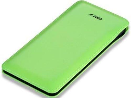 купить Аккумулятор внешний USB Fenda Slice T2 (8000 mAh), Green в Кишинёве