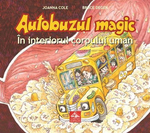 cumpără Autobuzul magic. În interiorul corpului uman în Chișinău