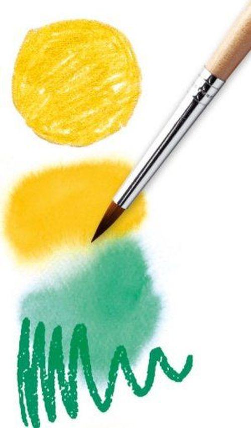 cumpără Set creioane acuarelă Djeco 24 buc în Chișinău