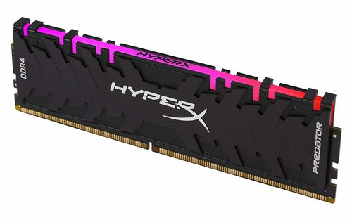 cumpără 8GB DDR4-3200 HyperX® Predator DDR4 RGB, PC25600, CL16, 1.35V, Asymmetric BLACK low-profile heat spreader, Dynamic RGB effects featuring HyperX Infrared Sync technology, Intel XMP Ready (Extreme Memory Profiles) în Chișinău