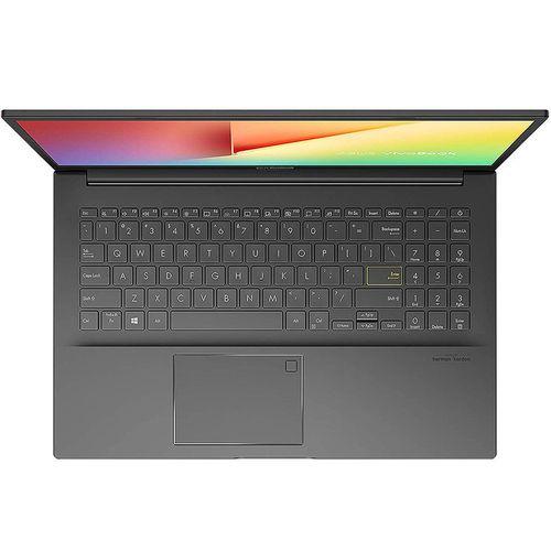"купить Ноутбук 15.6"" ASUS VivoBook K513EA Black, Metal Case, Intel i5-1135G7 2.4-4.2Ghz/8GB DDR4/SSD 512GB/Intel Iris Xe Graph./WiFi 6 802.11ax/BT5.0/USB Type C/HDMI/HD WebCam/Illuminated Keyboard/ FingerPrint/ 15.6"" FHD IPS LED-backlit NanoEdge Anti-glare (1920x1080)/No OS K513EA-BQ984 в Кишинёве"