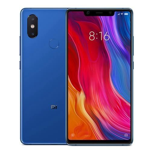 купить Xiaomi Mi 8 SE Dual Sim 64GB, Blue в Кишинёве