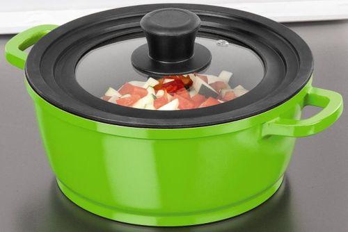 купить Аксессуар для кухни Xavax 111544 Универсальная крышка с отверстием для пара , 16 ,18 ,20 см, стекло в Кишинёве