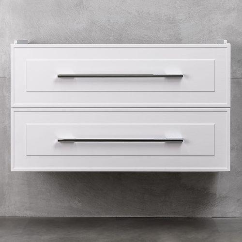 купить Porto Шкаф белый структурный под умывальник Stance 850 Подвесной в Кишинёве