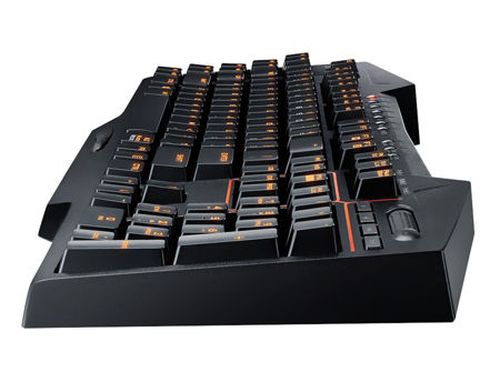 купить ASUS STRIX TACTIC PRO mechanical gaming keyboard, Ultra-durable, illuminated, gamer (tastatura/клавиатура) в Кишинёве