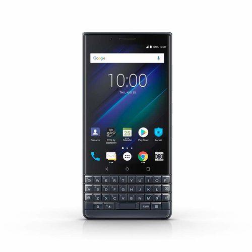 купить BlackBerry Key2 LE Dual Sim 64GB, Slate Blue в Кишинёве