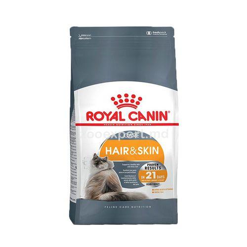 cumpără Royal Canin HAIR & SKIN CARE 1kg în Chișinău