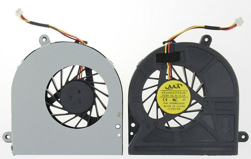 купить CPU Cooling Fan For Toshiba Satellite C650 C655 C660 L650 (Intel) (3 pins) в Кишинёве