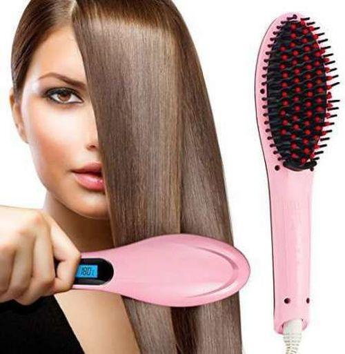 купить Электрическая расческа Fast Hair Straightener HQT-906 в Кишинёве