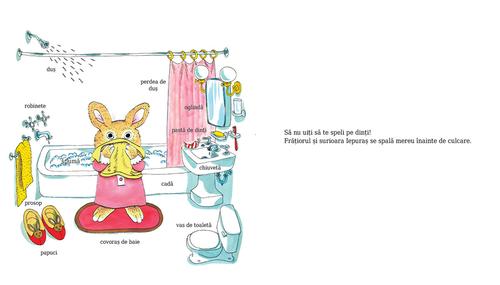 купить Cartea de cuvinte la fix! - Richard Scarry в Кишинёве
