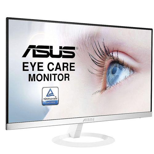 """купить 27"""" TFT IPS LED ASUS VZ279HE-W White Ultra-Slim, WIDE 16:9, Viewing Angle 178°, 5ms, ASUS Smart Contrast 80,000,000:1, H:24-83kHz, V:50-75Hz, 1920x1080 Full HD, D-Sub, 2xHDMI, TCO03 (monitor/монитор) в Кишинёве"""