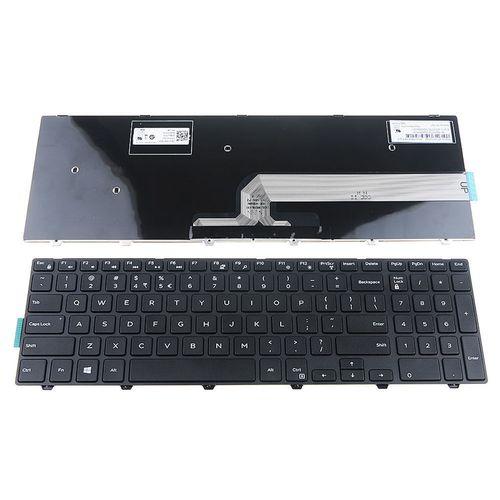 купить Keyboard Dell Inspiron 3541 3542 3537 5547 5545 5748 5758 5755 5548 5551 5555 5558 3552 5559 Vostro 3546 3558 3559 Latitude 3550 ENG. Black в Кишинёве