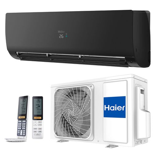 купить Кондиционер HAIER FLEXIS DC INVERTER  AS50S2SF1FA / 1U50S2SM1FA BLACK в Кишинёве