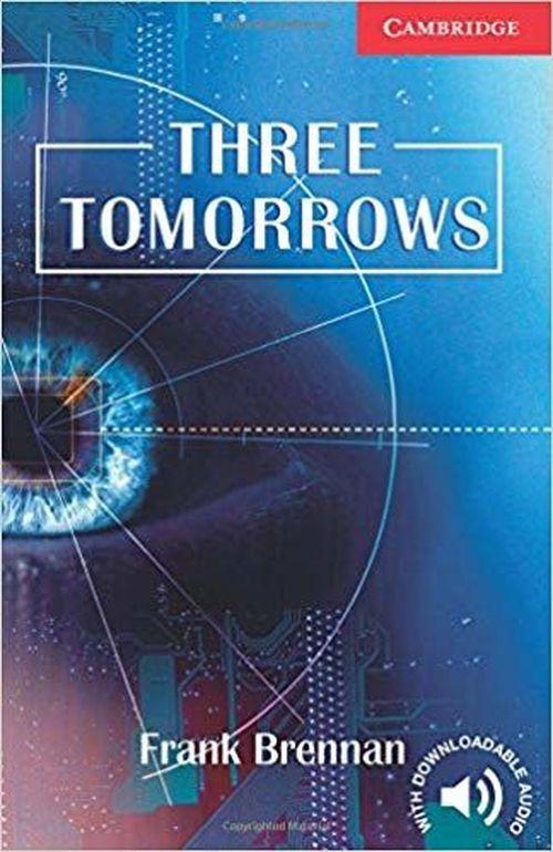 """cumpără """"Three Tomorrows"""" Frank Brennan (Level 1) în Chișinău"""