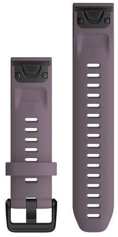 купить Аксессуар для моб. устройства Garmin QuickFit fenix 6s 20mm Purple Storm Silicone Band в Кишинёве