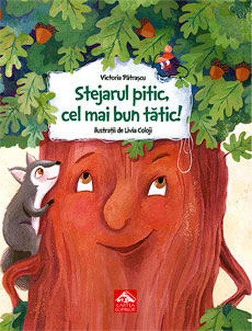 купить Stejarul pitic, cel mai bun tătic! в Кишинёве