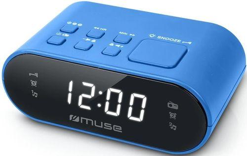 cumpără Ceas - deșteptător MUSE M-10 BLUE în Chișinău
