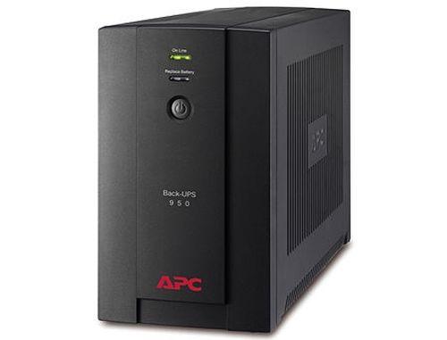 купить UPS APC Back-UPS BX950U-GR, AVR, 950VA/480Watts, Input: 150-280V, 50/60 Hz +/- 3 Hz (auto sensing), Line Interactive, Schuko Sockets в Кишинёве