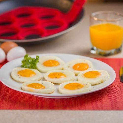 cumpără Forma din silicon pentru oua si clatite Flippin Fantastic în Chișinău