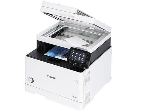 купить Canon i-Sensys MF742Cdw Color Printer/Color Copier/Color Scanner, A4, Duplex, ADF(50-sheets), WiFi, Network Card, 1200x1200 dpi with IR (600x600dpi), 27 ppm, 1GB, USB 2.0, Cartridge 055 Black (2300 pages 5%), Color 055 Cyan, magenta, Yel (2100p. 5%) www в Кишинёве