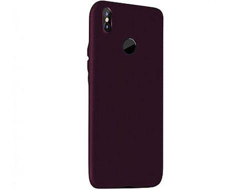 купить 730011 Husa Screen Geeks Touch Xiaomi Redmi Note 5 Pro TPU, Wine Red (чехол накладка в асортименте для смартфонов Xiaomi, силикон) в Кишинёве