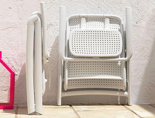купить Кресло складное Nardi ACQUAMARINA TORTORA 40314.10.000 (Кресло складное для сада и террасы) в Кишинёве