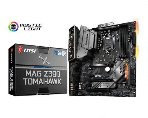 купить MSI MAG Z390 TOMAHAWK, Socket 1151, Intel® Z390 (9th/8th Gen CPU), Dual 4xDDR4-4400, 3xPCIe X16, CPU Intel graphics, DP, HDMI, 6xSATA3, RAID, 2xM.2 slot, 2xPCIe X1, ALC892 HDA,SPDIF, 2xGbE LAN, 4xUSB3.1 Gen 2 (Type-C&Type-A), 4xUSB3.1, Mystic RGB,ATX в Кишинёве