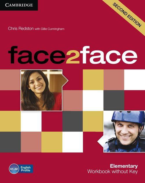 купить face2face Elementary Workbook without Key 2nd Edition в Кишинёве