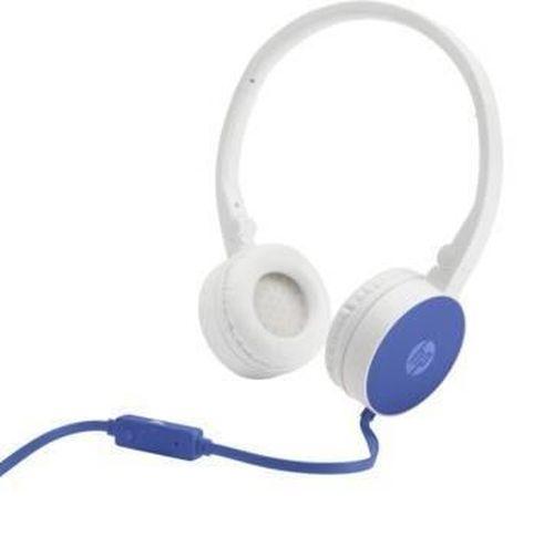 купить Наушники с микрофоном HP 2800 Stereo DF Blue Headset в Кишинёве
